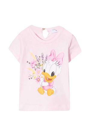 Monnalisa kids pink t-shirt Monnalisa kids | 8 | 317616PF72060090