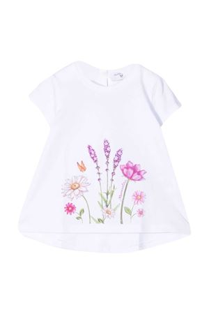 T-shirt a fiori Monnalisa kids Monnalisa kids | 5032307 | 317622PN72060099