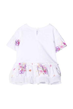 Blusa bianca Monnalisa kids Monnalisa kids | 5032307 | 317623PO72060099