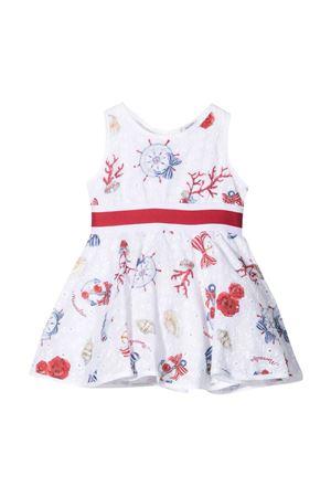 Monnalisa kids patterned dress  Monnalisa kids | 11 | 31791876639944