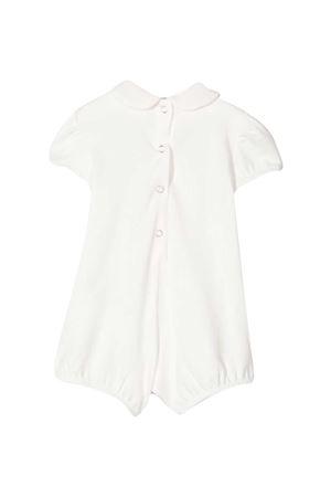 White Monnalisa baby suit  Monnalisa kids | -1617276553 | 357202SA70080001