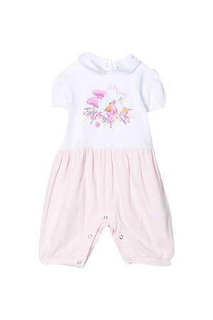 Tutina con stampa Baby Daisy Monnalisa kids Monnalisa kids | 1491434083 | 357214PH70089990