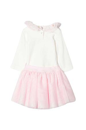 Vestito bianco Monnalisa kids Monnalisa kids | 42 | 357501S770080190