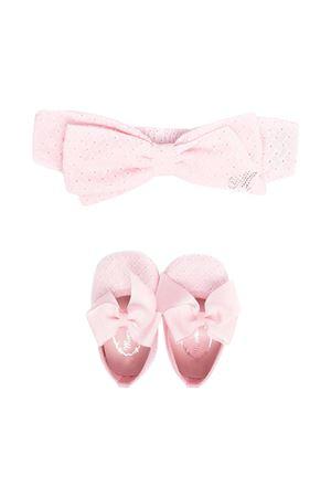 Set neonato scarpe e fascia rosa Monnalisa kids Monnalisa kids | 75988882 | 37700979400090