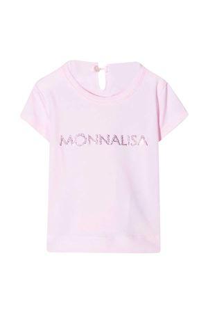 T-shirt rosa Monnalisa kids Monnalisa kids | 8 | 377600A172010090