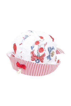 Cappello bianco Monnalisa kids Monnalisa kids | 75988881 | 39700676639944