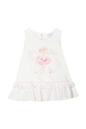 Vestito bianco Monnalisa Monnalisa kids | 5032308 | 397604SB70100190
