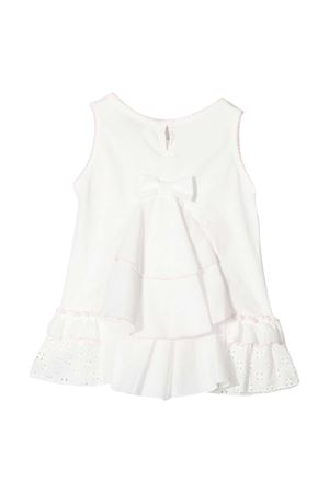 White dress Monnalisa kids  Monnalisa kids | 5032308 | 397604SB70100190