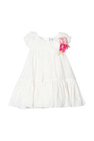 White dress Monnalisa kids  Monnalisa kids | 11 | 397906F370150001