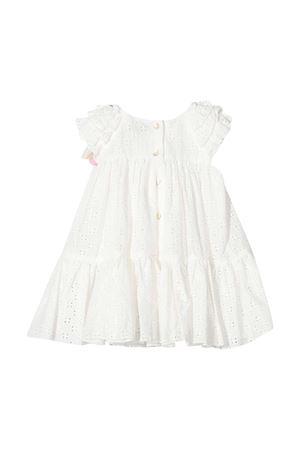 Vestito bianco Monnalisa kids Monnalisa kids | 11 | 397906F370150001