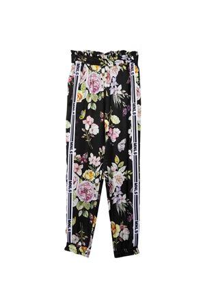 Pantaloni a fiori Monnalisa kids Monnalisa kids   9   41741076745084
