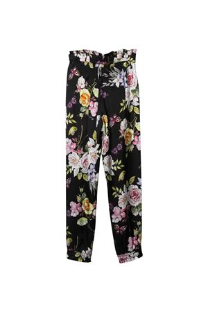 Monnalisa kids teen floral trousers  Monnalisa kids | 9 | 41741076745084T