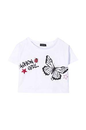 Monnalisa kids white t-shirt  Monnalisa kids | 8 | 417609PX72060099