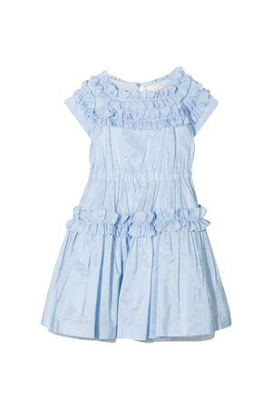 Abito azzurro Monnalisa kids Monnalisa kids   11   717908F174030058