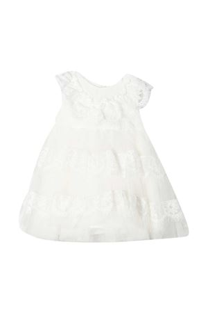 White Monnalisa dress  Monnalisa kids | 11 | 73790179450001