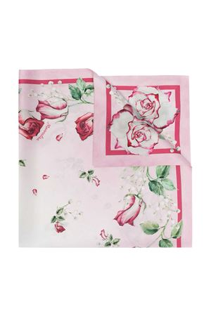 Foulard rosa Monnalisa Monnalisa kids | -709280361 | 79700471050092