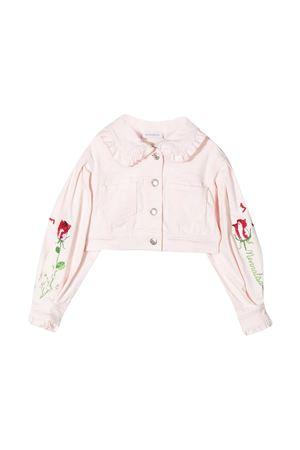 Giacca rosa teen Monnalisa Monnalisa kids | 3 | 797102R470310092T
