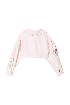 Giacca rosa Monnalisa Monnalisa kids | 3 | 797102R470310092