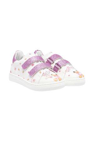 Sneakers bianche Monnalisa kids Monnalisa kids | 90000020 | 83700877029965