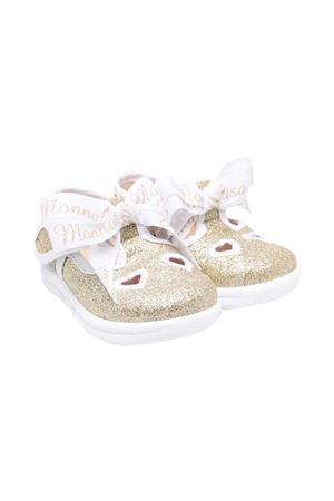 Ballerine platino Monnalisa kids Monnalisa kids | 5032315 | 8370097717BG073