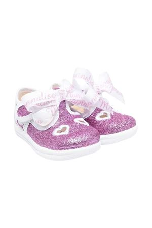 Ballerine rosa Monnalisa kids Monnalisa kids | 5032315 | 8370097717BG090