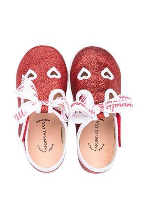 Ballerine rosse Monnalisa kids Monnalisa kids | 5032315 | 8370097717G044