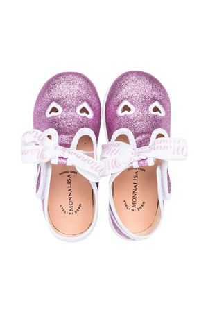 Ballerine glicine Monnalisa kids Monnalisa kids | 5032315 | 8370097717G090