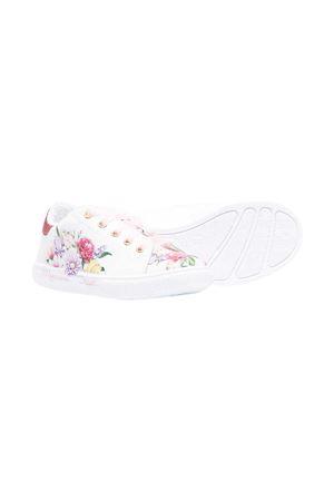 Sneakers bianche Monnalisa Monnalisa kids | 90000020 | 8C700077010184