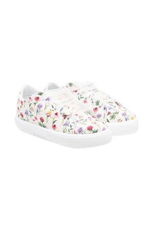Sneakers a fiori Monnalisa Monnalisa kids | 90000020 | 8C700276080001