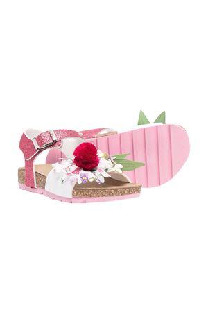 Sandali a fiori Monnalisa Monnalisa kids | 5032315 | 8C700377130196
