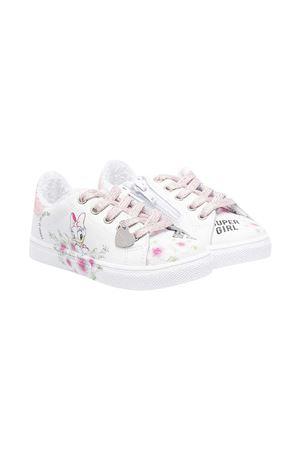 Sneakers bianche Monnalisa kids Monnalisa kids | 90000020 | 8C700877010190