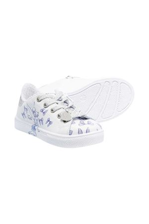 Sneakers bianche Monnalisa kids Monnalisa kids | 90000020 | 8C702477019954