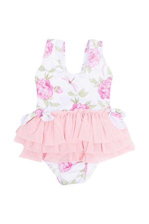 Monnalisa floral swimsuit Monnalisa kids | 85 | 93700070810190