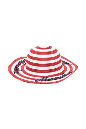 Hat with Monnalisa kids logo Monnalisa kids | 75988881 | 93703170880144