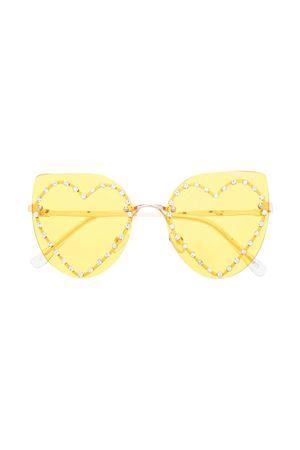 Yellow sunglasses Monnalisa kids Monnalisa kids | 53 | 94701070820015
