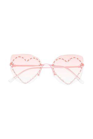 Pink sunglasses with applications Monnalisa kids Monnalisa kids | 53 | 94701070820095