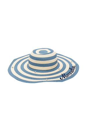 Monnalisa kids wide-brimmed hat Monnalisa kids | 75988881 | 99703170880354