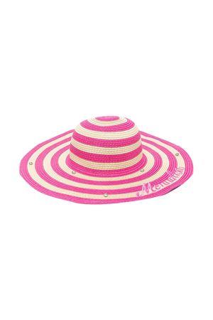 Monnalisa kids wide-brimmed hat Monnalisa kids | 75988881 | 99703170880395