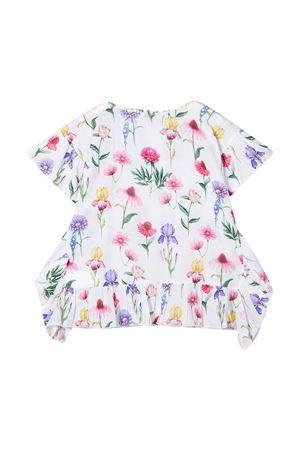 Blusa a fiori Monnalisa Monnalisa kids   5032263   99790070830001