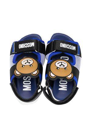 Blue sandals Moschino kids. MOSCHINO KIDS | 12 | 673791