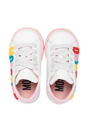Sneakers bianche Moschino Kids MOSCHINO KIDS | 12 | 673871