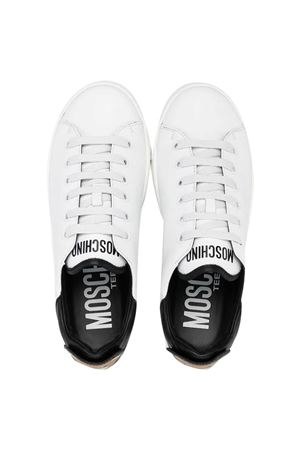 Sneakers with Teddy Bear Moschino kids motif MOSCHINO KIDS | 12 | 67491VAR1T