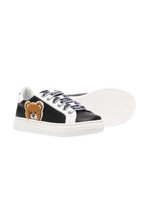 Sneakers teen  con applicazione Teddy Bear Moschino kids MOSCHINO KIDS | 12 | 674971T