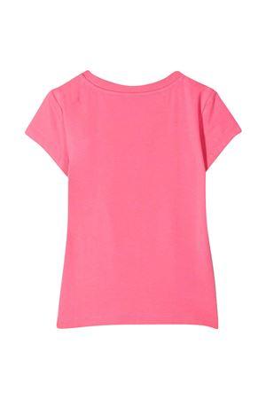 Moschino Kids pink t-shirt  MOSCHINO KIDS | 8 | H1M020LBA1051108