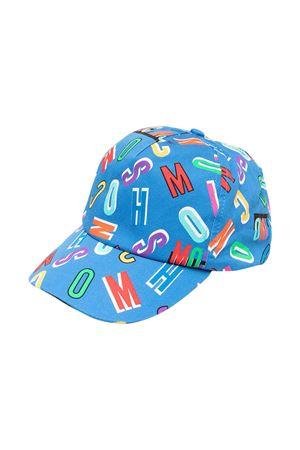 Cappello blu Moschino Kids MOSCHINO KIDS | 75988881 | H7X001LOB0484218