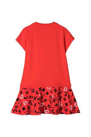 Abito rosso Moschino Kids MOSCHINO KIDS | 11 | HAV090LDA0050109