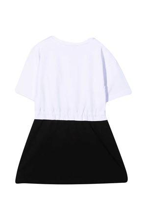 Two-tone teen Moschino kids dress MOSCHINO KIDS | 11 | HAV09PLDA0080359T