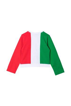 Felpa tricolore Moschino kids MOSCHINO KIDS | 7 | HBF025LDA2583311