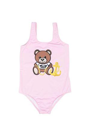 Moschino kids pink costume  MOSCHINO KIDS | 85 | HBL00BLKA0050209