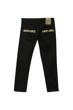 Jeans con stampa Moschino kids MOSCHINO KIDS | 9 | HCP005LRA0660100